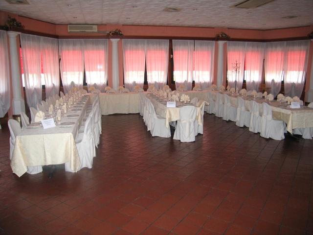 Favorito Sala Aurora – Ristorante Lodi – pesce, pranzi nuziali, banchetti  LC23